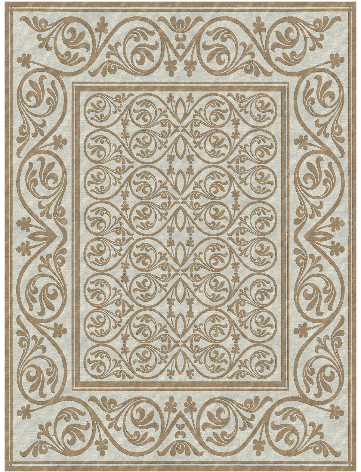Agathe Place Vendome Collection By Sahrai French Country Area Rugs