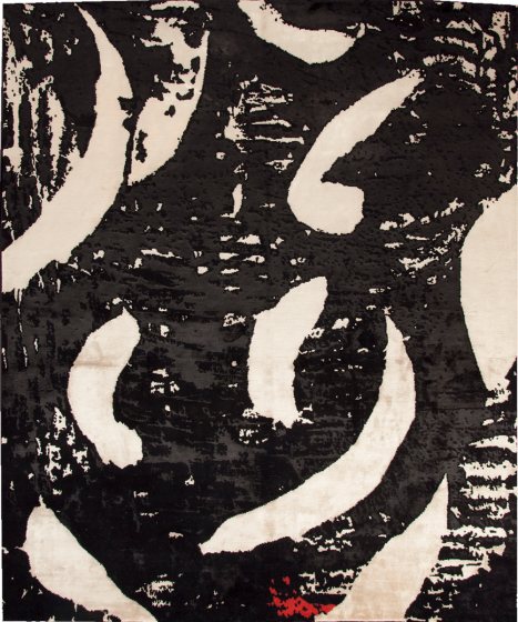 Roger Selden-Collection-Sahrai- New Jersey Contemporary Abstract Rugs