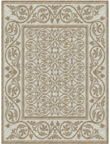 Place-Vendome-Collection-Sahrai- Agathe French Country Area Rugs