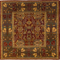 Heritage-Antique-Collection-Square-Agra-Rug