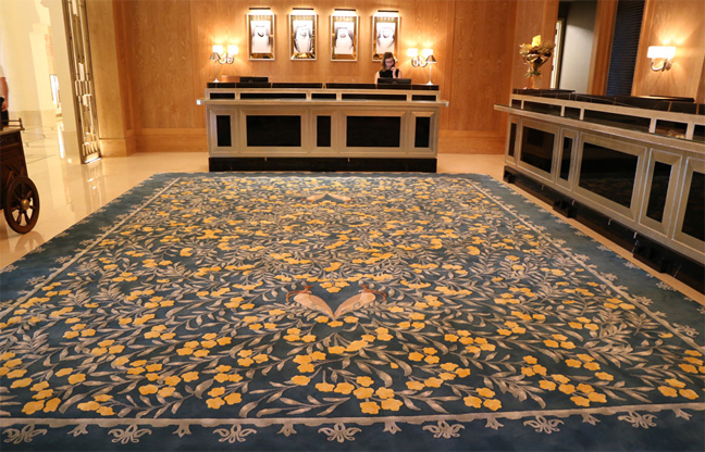 The Importance of Quality Commercial Carpets for Hotels